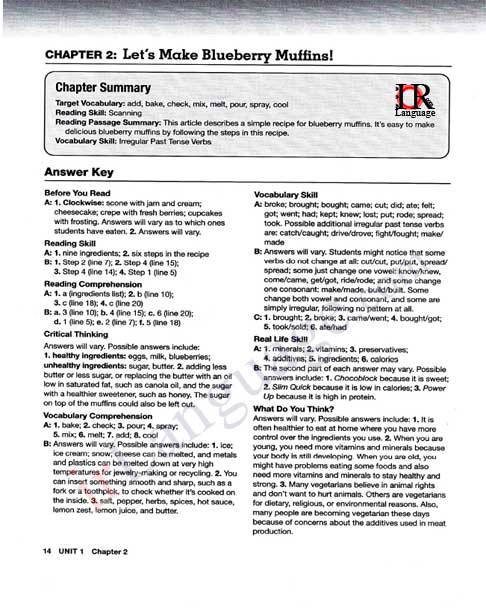 active skills for reading book 3 answer key pdf