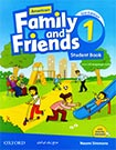 Family and Friends American second Edition Level 1