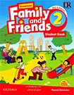 Family and Friends American second Edition Level 3