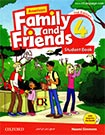 Family and Friends American second Edition Level 4