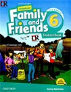 Family and Friends American second Edition Level 6