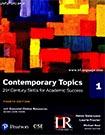 Contemporary Topics 4th Level 1