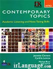 Contemporary Topics Intro