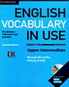 Vocabulary in Use Upper Intermediate 4th Edition