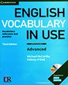 Vocabulary in Use Advanced 3rd Edition