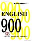 English 900 - Book 5