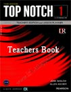 Top Notch 1 3rd Edition Teachers Book